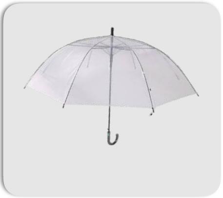 透明ビニール傘