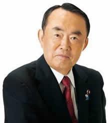平沼 赳夫氏