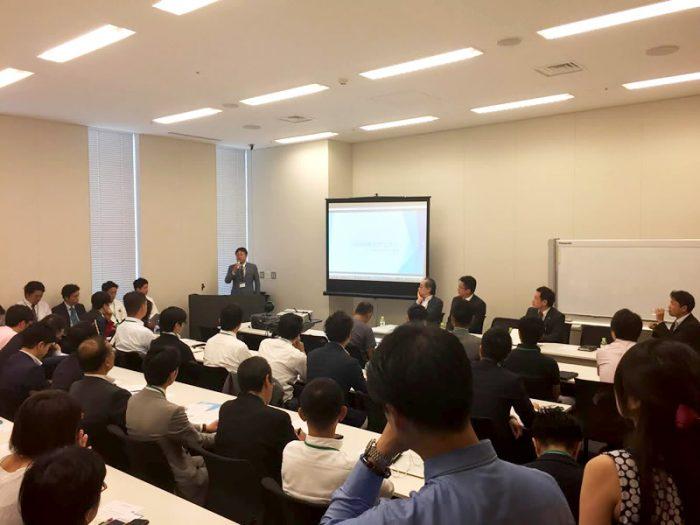 【ASEAN進出セミナー・カンボジア編)場所:衆議院第一議員会館