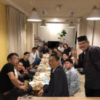 2020年4月13日 お寿司イベントを開催いたしました。