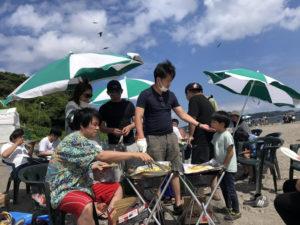 猿島・釣り&BBQイベントを行いました