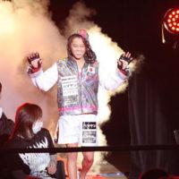女子総合格闘技DEEP JEWELSの古瀬美月選手とKクラブとのスポンサー契約を行いました。